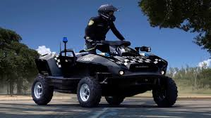 Quadski Security Patrol
